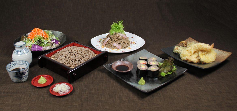 Japanese soba suggestion